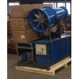 Mobile Industrial Dust Supression Water Cannon