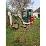 Bobcat Excavator X320 2003