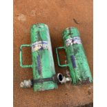 Hydraulic Action Ram 30 Ton Lifting Jack