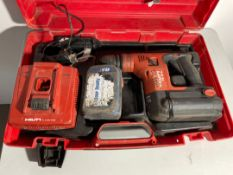 Hilti TE 6-A SDS Plus Cordless Rotary Hammer Drill NO RESERVE