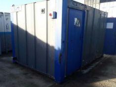 13ft 2+1 male & female toilet block