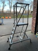 Youngman Adjusta Minit Aluminium Foldable Access Platform NO RESERVE