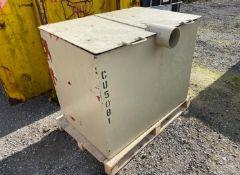 Tool store/van vault container
