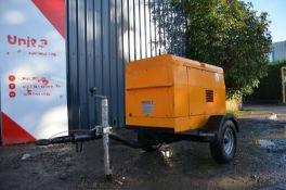 ArcGen Weldmaker 300 AVC, 300 amps