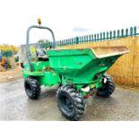 Thwaites MACH 865 6 Ton Straight Tip 2014