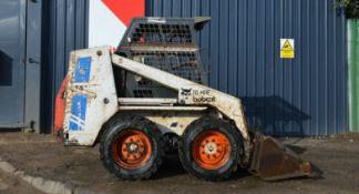Bobcat 741 Skid steer loader
