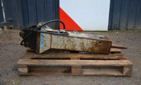 Abiljo Hydraulic hammer/breaker for excavator digg