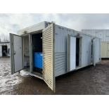 Welfare Unit Portable Site Office Cabin Canteen Dr