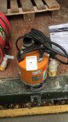Tsurumi Submersible Pump LSC1.4s NO RESERVE