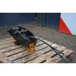 JCB Hydraulic Quickhitch 5 ton Mini Excavator/Digg