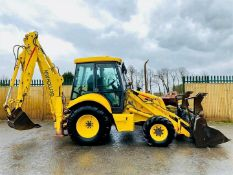 New Holland LB110 4-PT Back Hoe Loader 2000