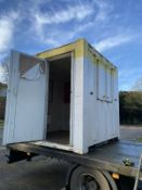 8ft X 8ft Site Cabin