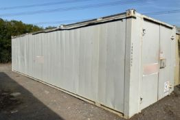 32ft x 10ft Storage container