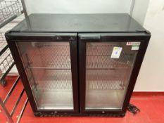 Caravell CBH901BK Drinks Refrigerator
