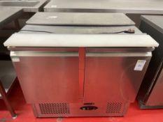Tefcold SA920 Counter Refrigerator