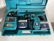 Makita BHR 200 24 Volt Cordless Rotary Hammer Drill