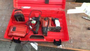 Hilti TE6-A AVR battery hammer drill
