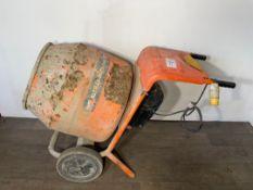 Altrad Belle Minimix 150 Cement Mixer
