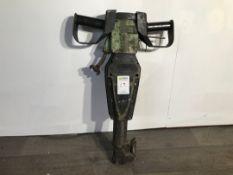 Sullair 25 kg air breaker