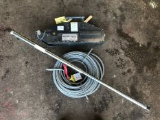 Tiger wire rope puller