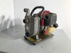 Honda petrol water pump