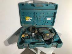 Makita 110 v AVT hammer drill