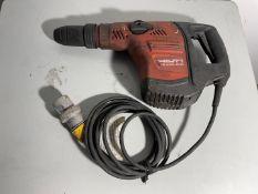 Hilti TE 500-AVR SDS Max Wall Breaker/Demolition Hammer