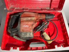 Hilti TE 60 SDS Max Rotary Hammer Drill