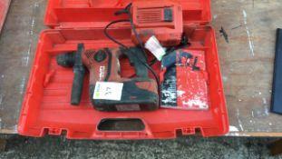Hilti TE 6-A36 cordless hammer drill