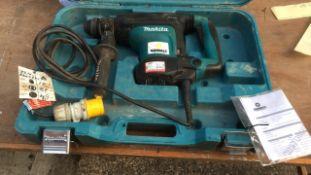 Makita HR320C electric hammer drill