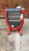 Elite Heat Red Rad Heater