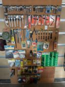 Selection Of Tools Etc