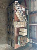 Qty Automotive Lamps & Storage Unit