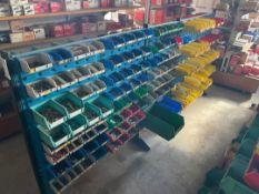 Lin Bin Storage Racking & Contents
