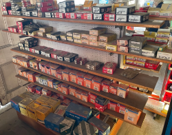 Due to Retirement, Contents of Motor Parts Stores and Accessories