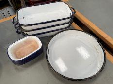 Rustic Metal Cookware