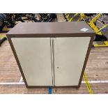Storage Cabinet x 1, Double Door