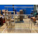 Storage Rack x 1 , Metal