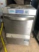 Winter-halter glass washer