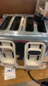 Dualit 4 Slicer Toaster
