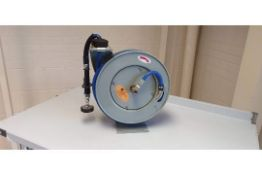 Wash down hose reel