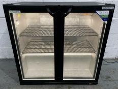 Autonumis RJC Ecochill Double door drinks fridge