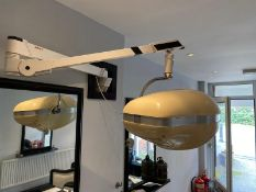 Salon Ceiling Mounted Hair dryers x 2