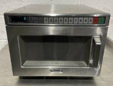 Panasonic NE1856 Commercial microwave Oven