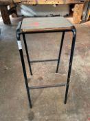 Metal Framed Bar Stool