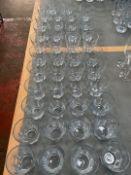 Glass Tumblers x 46