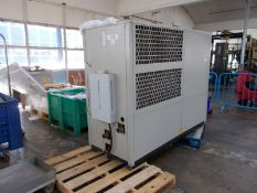 Euro Cold Energy 'TAE301' chiller unit