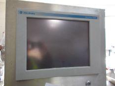 Allen Bradley 'Versa View 1500P panel