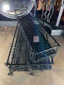 Decorative Hanging Baskets x 3