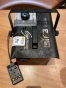 Charvet DJ Hurricane 1000 Fog Machine